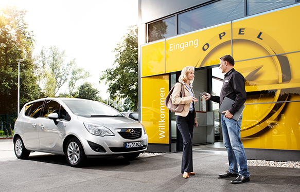 Opel Mitarbeiter Login